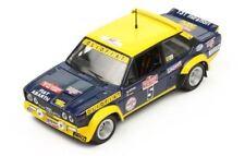 Fiat 131 Abarth - Walter Röhrl/W-P. Pitz - Rallye San Remo 1977 #5 - Ixo