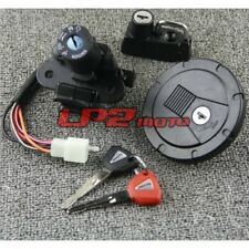Ignition Switch Fuel Gas Cap Helmet Lock for Kawasaki KLX250S KLX250SF 2009-2014