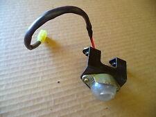 96' Kawasaki Ninja ZX6R ZX600F ZX600 *2,500 MI* / OEM LICENSE TAG LIGHT
