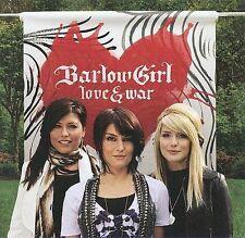 Love & War - BarlowGirl  Audio CD Buy 3 Get 1 Free