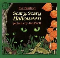 (Good)-Scary, Scary Halloween (Paperback)-Bunting, Eve-089919799X