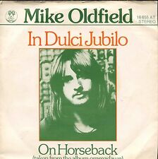 7inch MIKE OLDFIELD in dulci jubilo HOLLAND 1975 +PS EX
