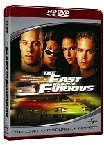Fast and Furious - HDDVD HD-DVD - Vin Diesel