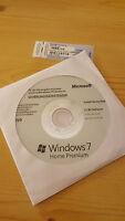 Microsoft Windows 7 Home Premium 32 Bit  inkl.Neu (Lizenz+DVD) Blitz .Top.Blitz