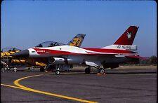 Original colour slide F-16A spcl. FA91 of 23 Sqdn. Belgian Air Force