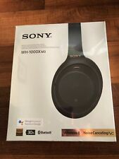 2019 BRANDNEWSEALED Sony WH-1000XM3 WH1000XM3 BLACK - Replaces WH-1000XM2