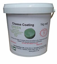 Cheese Coating - green 1kg