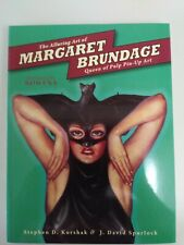 The Alluring Art of Margaret Brundage : Queen of Pulp Pin-Up Art by J. David...