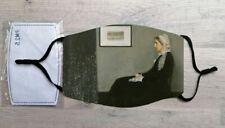 Whistler's Mother face mask (James Abbott McNeill Whistler)