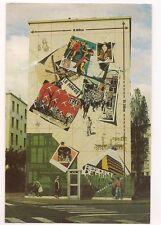 Le Havre   fresque murale quartier du perrey
