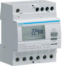 HAGER Energiezähler 3ph EC350