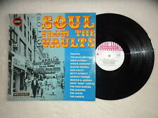 LP SOUL FROM THE VAULTS Isley Brothers, Irma Thomas...EMBER SPE 6606 UK µ