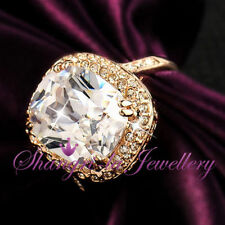 Diamond Mixed Themes Fashion Rings