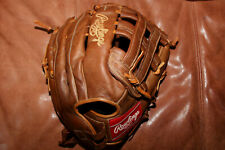 "Rawlings 14"" Pp140R Fully Conditioned. Leather Softball Glove"