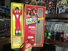 1979 Mork From Ork Mattel Figure W/Spacepack In Box Robin Williams