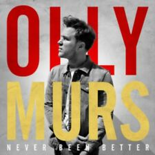 Murs, Olly - Never Been Better Nuevo CD