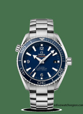 NEW OMEGA SEAMASTER PLANET OCEAN TITANIUM LIQUIDMETAL WATCH 232.90.42.21.03.001