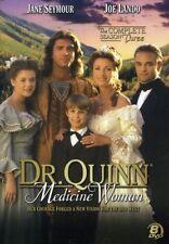 Dr Quinn Medicine Woman: The Complete Season Three [New DVD] Amaray Case, Repa