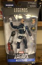 Marvel Legends Captain America NICK FURY Giant Man/Ant-Man BAF ARM Hasbro SEALED