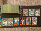 1986 Topps Football Complete Set - Jerry Rice Rookie, Steve Young Rookie