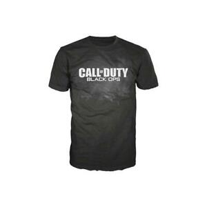 T-Shirt Call Of Duty Jersey Black Ops Cod. Logo Videogame T-Shirt Size XL #1