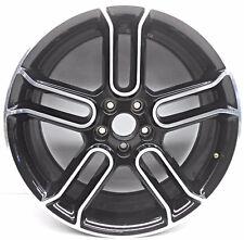 OEM Ford Edge Flex 20 inch Aluminum Wheel Rim Black Surface Scratches
