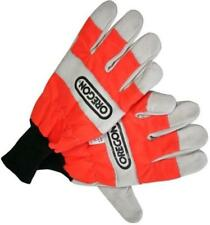 BRAND NEW OREGON LEFT HAND PROTECTION CHAINSAW GLOVES SIZES S-XL