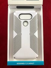 NEW LG V20 OEM Speck Presidio Grip Case - White/Blue/Purple/Black Slim Drop