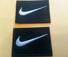 Lot of 2 Nike iron on patches new A1 Lot
