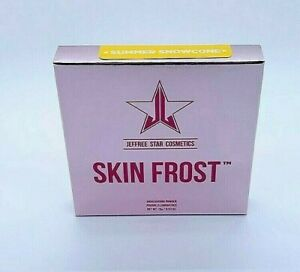 Jeffree Star Cosmetics Skin Frost Highlighting - Summer Snowcone - BNIB -