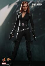 LAYBY DEPOSIT! HOT TOYS 1/6 BLACK WIDOW CAPTAIN AMERICA 2 (PRICE is $279.99)