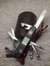 Victorinox Voyager Swiss Army Knife 91mm (digital clock, alarm, timer)