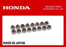 GENUINE HONDA VALVE STEM SEALS D16 B16A B18C K20A K20Z H22A F20C