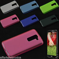 Custodia cover gel silicone BUMPER gbt per LG OPTIMUS G2 MINI D620 + PELLICOLA