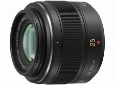 Panasonic LEICA 25mm F1.4 DG SUMMILUX H-X025 Lens Japan Domestic Version New