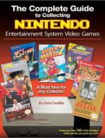 Guide to Collecting Nintendo Entertainment System NES Games Book
