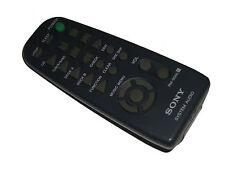 SONY RM-SD50 Télécommande Télécommande Contrôle 7