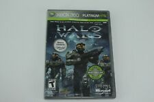Halo Wars (Xbox 360) Brand New -- Bonus Content Unused and Included