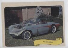 1974 Fleer Kustom Cars Stickers #ANBI Anolik Bird Non-Sports Card 2u5
