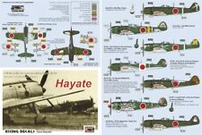 Rising Decals 48026 1/48 Hayate - Japanese Army Fighter Ki-84 (7)