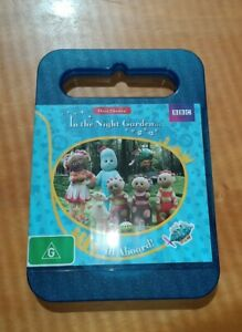 In The Night Garden ALL ABOARD DVD free shipping