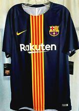 New FC Barcelona Team Soccer Jersey - Nike Men's Size Large