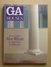 GA Houses #11, Special Feature: New Waves in American Architecture / 1982