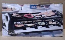 NEW OPEN BOX Trudeau 0829016B Longi Reversible Die-Cast Grill $150 - READ