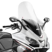 GIVI D6703ST Parabrezza Trasparente per Aprilia SRV 850 2012 2013 2014 2015 2016