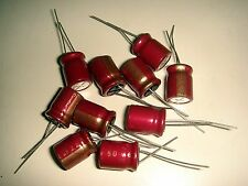 10 X MADE IN JAPAN ELNA CERAFINE 22uF 50V FOR AUDIO ELECTROLYTIC CAPACITOR