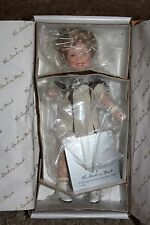 "Shirley Temple Movie Memories Doll Collection Mib Mint 8"" Poor Little Rich Girl"