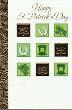 St. Patrick's Day Greeting Card, Happy St. Patrick'S Day