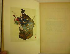 1913 Marie Stopes PLAYS of OLD JAPAN The 'NO' Theatre MUSICAL DRAMA Joji Sakurai