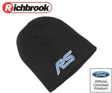 Richbrook Ford Focus RS Car Show Motor Sport Racing Unisex Black Beanie Hat